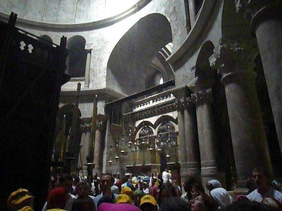 Église du Saint-Sépulcre (Jérusalem) : Храм Гроба Господня