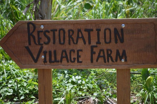 ‪Restoration Village Farm‬