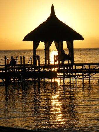 Maritim Resort & Spa Mauritius : Sunset are all beautiful!!!