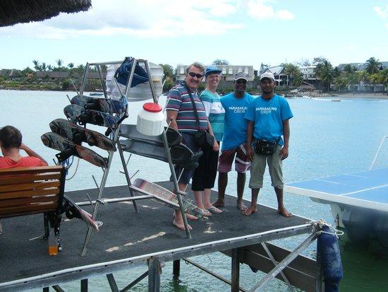 Maritim Resort & Spa Mauritius : Great helpfull staff