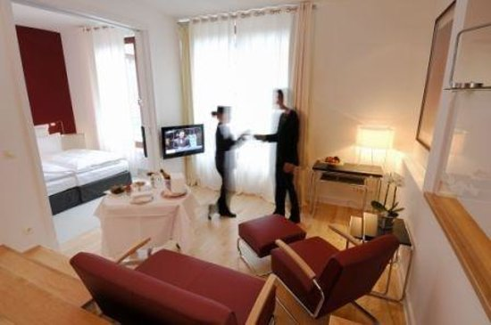 Privathotel Lindtner Hamburg: Kamendy Suite