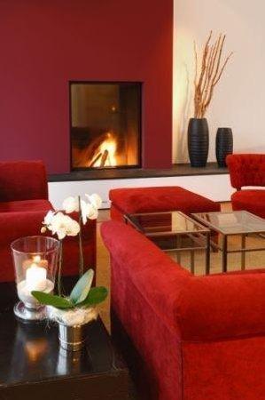 Privathotel Lindtner Hamburg: Chimney Lounge