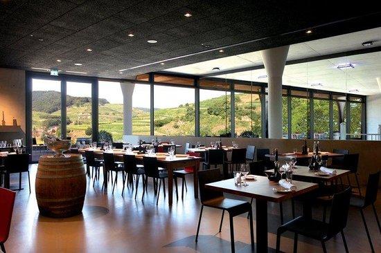 Gasthof und Weingut Schwarzer Adler: Inside KellerWirtschaft