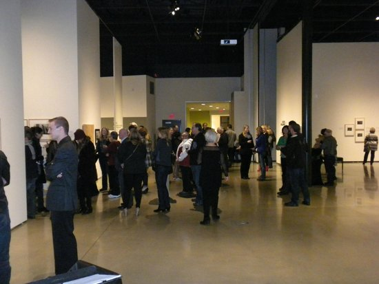 The Reach Gallery Museum Abbotsford : New Exhibition Opening Night Reception