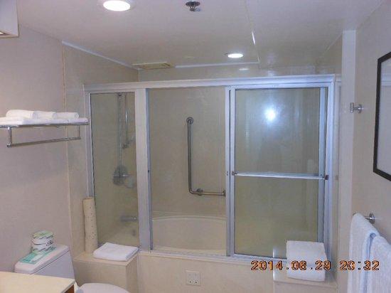 Aqua Oasis: バスルーム