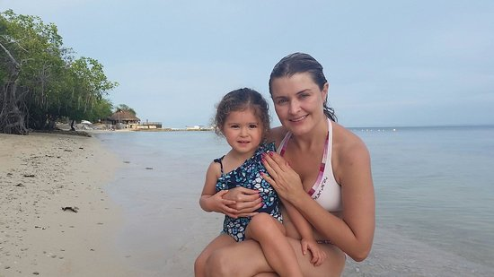 Hotel Isla del Encanto : En la playa