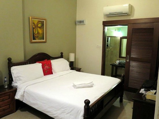 ANGGUN BOUTIQUE HOTEL: Bedroom.