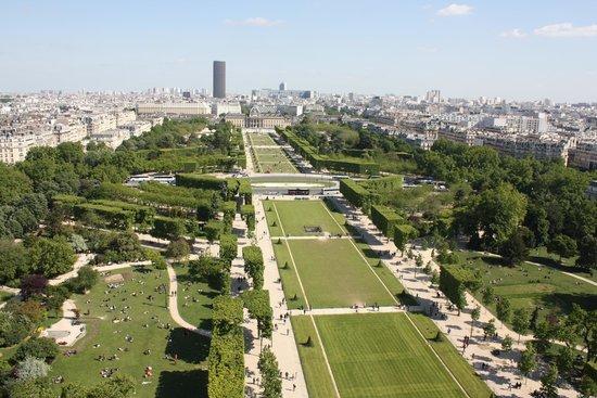 Tour Eiffel : view 1
