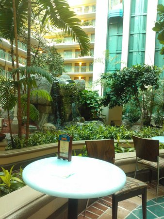 Embassy Suites by Hilton Miami - International Airport: Atrium