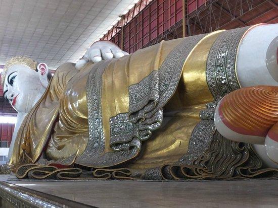 Chaukhtatgyi Paya: 全身