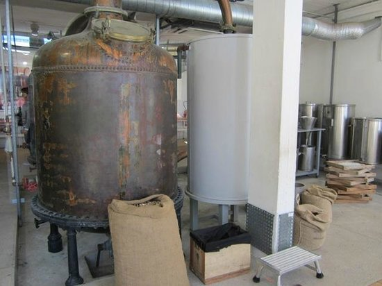 Parfumerie Fragonard - L'Usine laboratoire: 香水工場