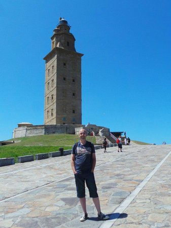Tower of Hercules (Torre de Hercules) : Hercule Tower