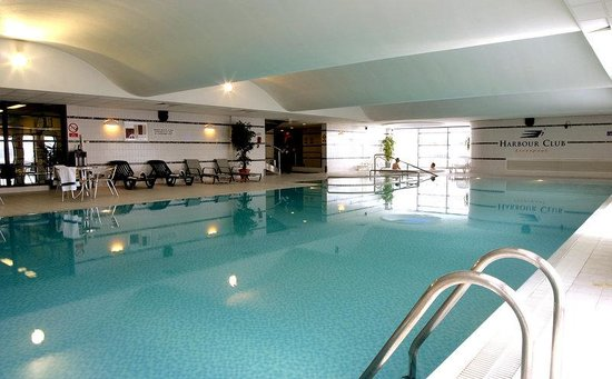 Swimming pool picture of crowne plaza liverpool city - Hotels with swimming pools in liverpool ...