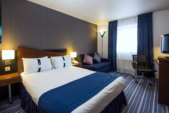 Holiday Inn Express London Royal Docks - Docklands: Double Bed Guest Room