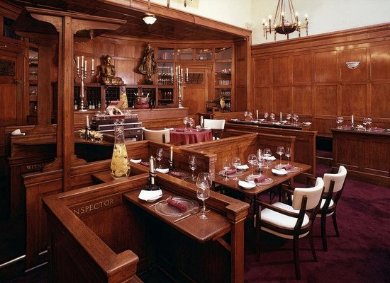 Courthouse Hotel : Silk Restaurant
