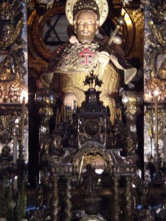 Kathedrale von Santiago de Compostela: St Jacques