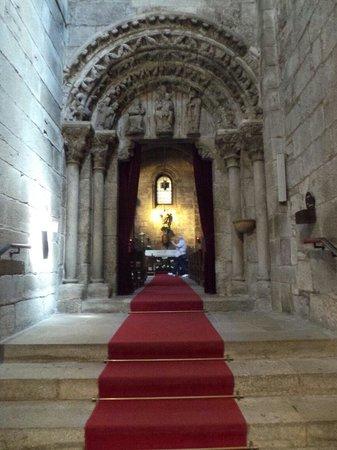 Kathedrale von Santiago de Compostela: Une chapelle