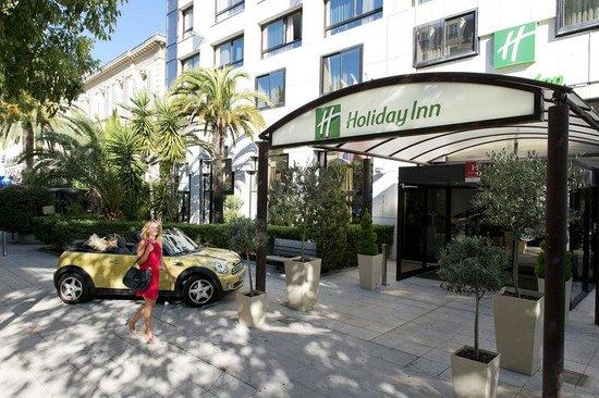 Holiday Inn Nice : Entrance