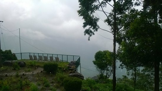 Nature Zone Resort: View Point