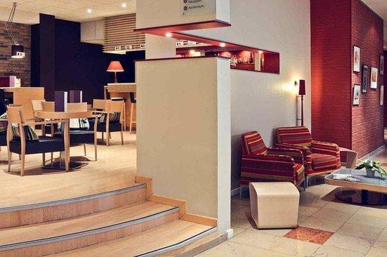 Hotel Mercure Arras Centre Gare: Interior