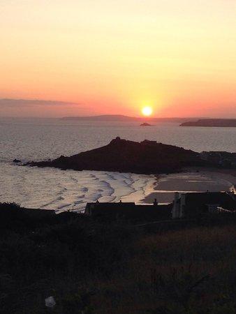 Ayr Holiday Park: Sunrise...