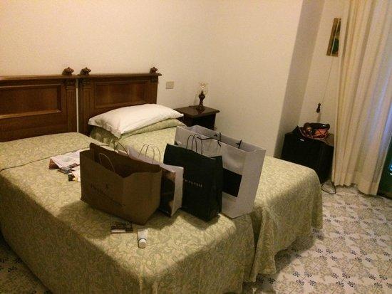 Hotel Zaro: Double room