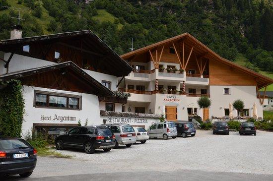 Hotel Argentum: Hotel Restaurant Argentum