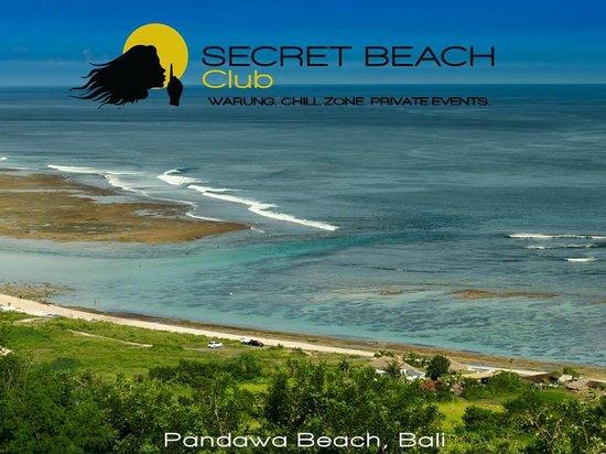 The Secret Beach Club Pandawa From