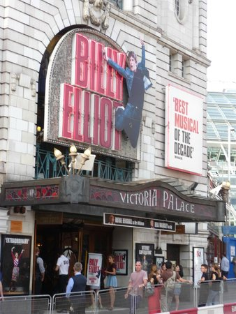 Billy Elliot The Musical : esterno