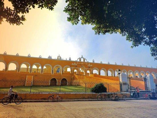 El Atrio del Convento de Izamal: grandioso!!