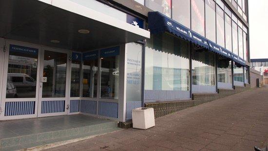 Mulakaffi : お店の外観