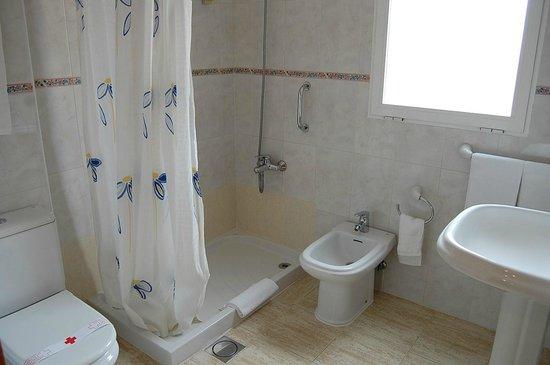 Hotel Albohera: baño