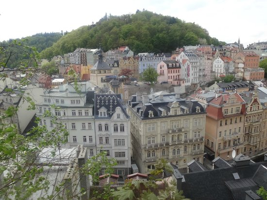 Spa Hotel Schlosspark: Карловы-Вары