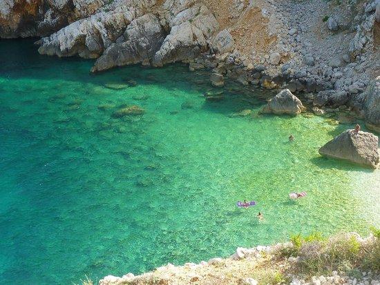 spiaggia di Orlec - Cres