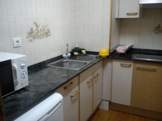 ApartHotel PEY: Apartamento