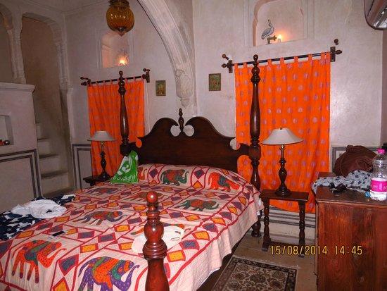Hotel Chobdar Haveli : Room