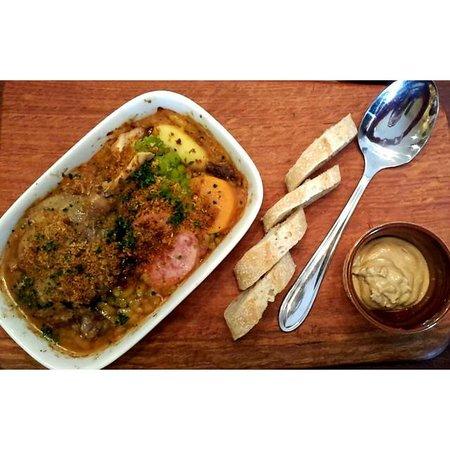 Pork belly cassoulet recipes