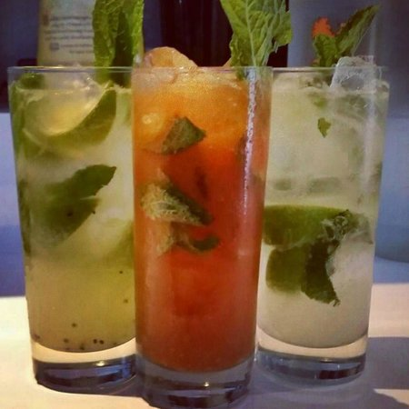 Hotties Bar & Restaurant: Mojito Drinks
