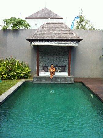 Jabunami Villa Canggu Bali : Relax and beauty