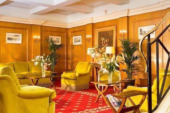 Hotel de Suede St. Germain: Reception