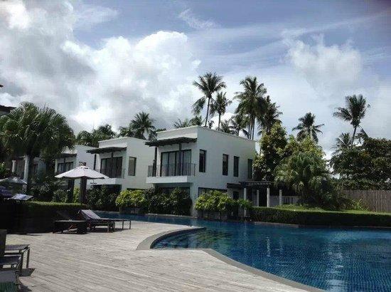 The Chill Resort & Spa, Koh Chang: Vue de dehors