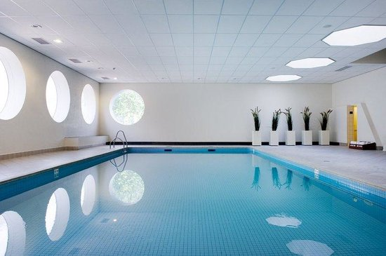 Holiday Inn Eindhoven: A splashing place to relax or work out