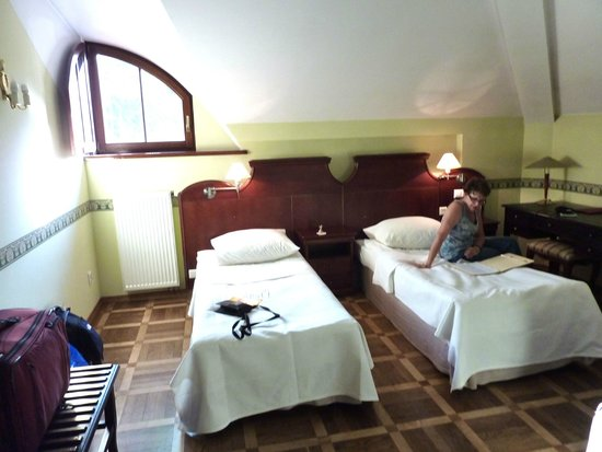 Maltanski Hotel: Twin bed room