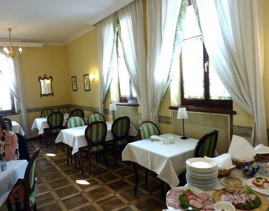 Maltanski Hotel: Breakfast room