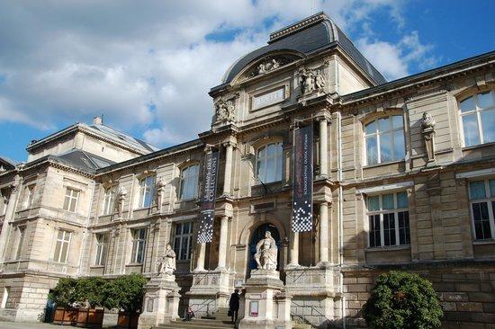 Musée des Beaux-Arts de Rouen : Музей изобразительных искусств
