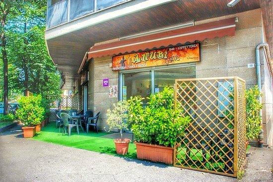 Anubi Caffe