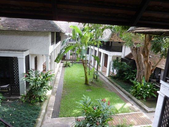 Tamarind Village : View from my front door