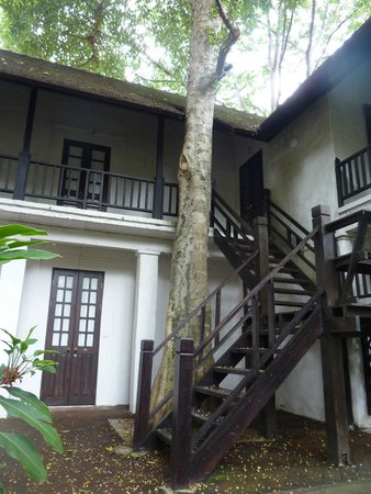 Tamarind Village : My room was upstairs