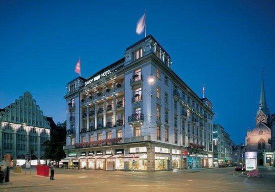 Photo of Savoy Baur En Ville Zürich