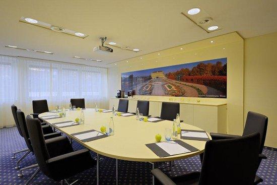 Radisson Blu Hotel, St. Gallen: Meetingroom